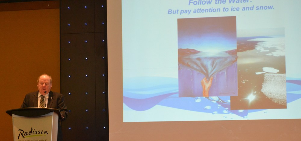 Bob Sandford, keynote speaker