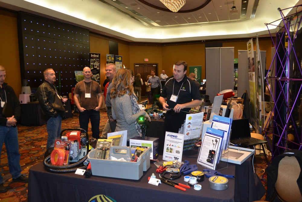 """Tradeshow held in conjunction with the """"Feast AND Famine Workshop"""""""