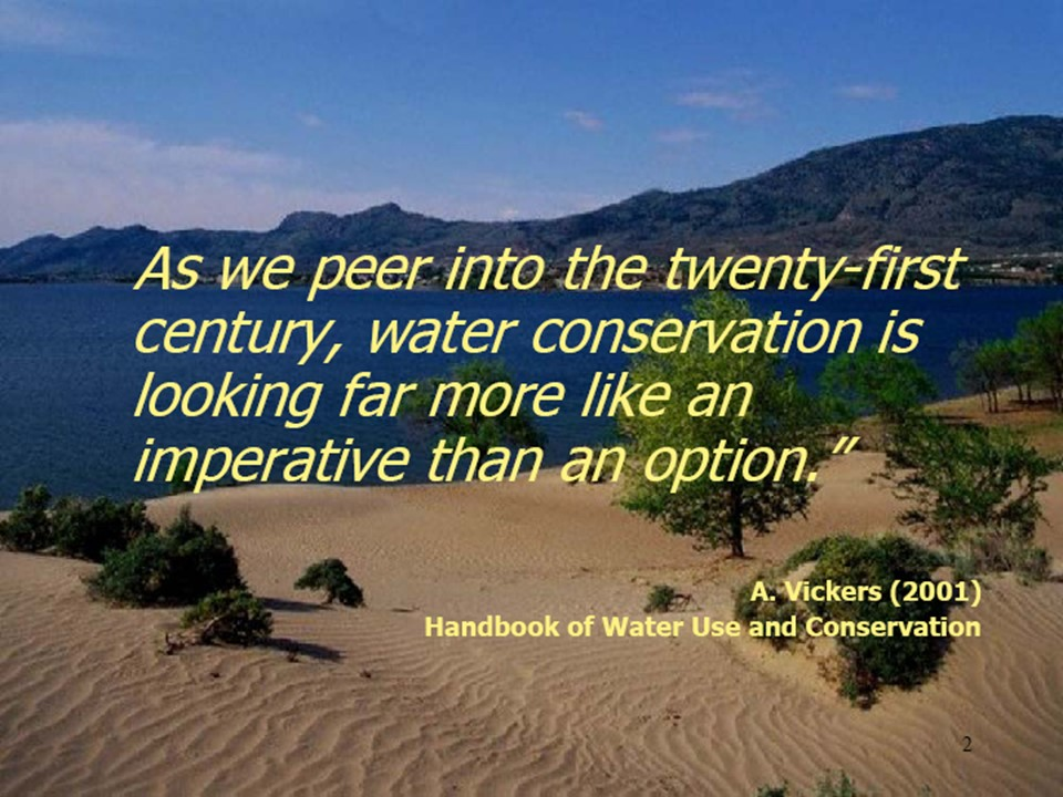 2005_CWRA_Kelowna-Conference_Oliver&Lynn_Amy Vickers quote