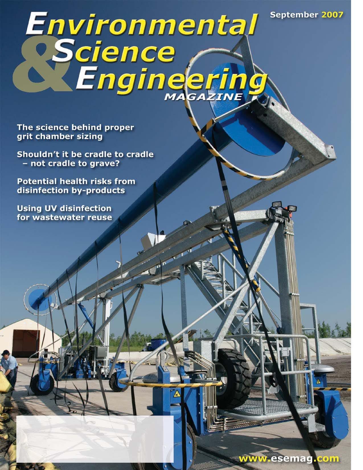ESE Magazine incl cover _Sept2007