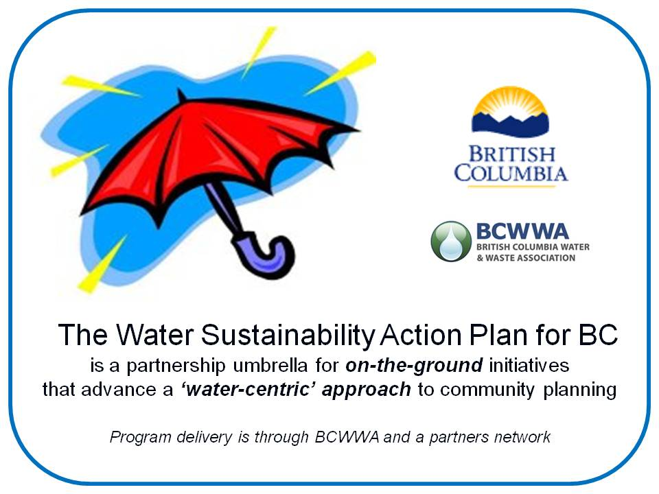 Water Sustainability Action Plan_2009 CANSEE Conference