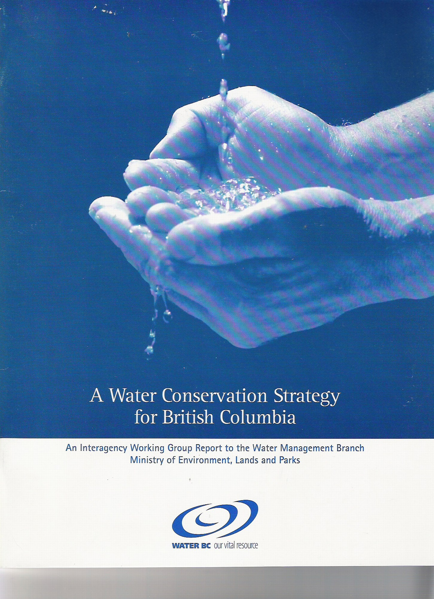 1998_Water Conservation Strategy_cover_2000p