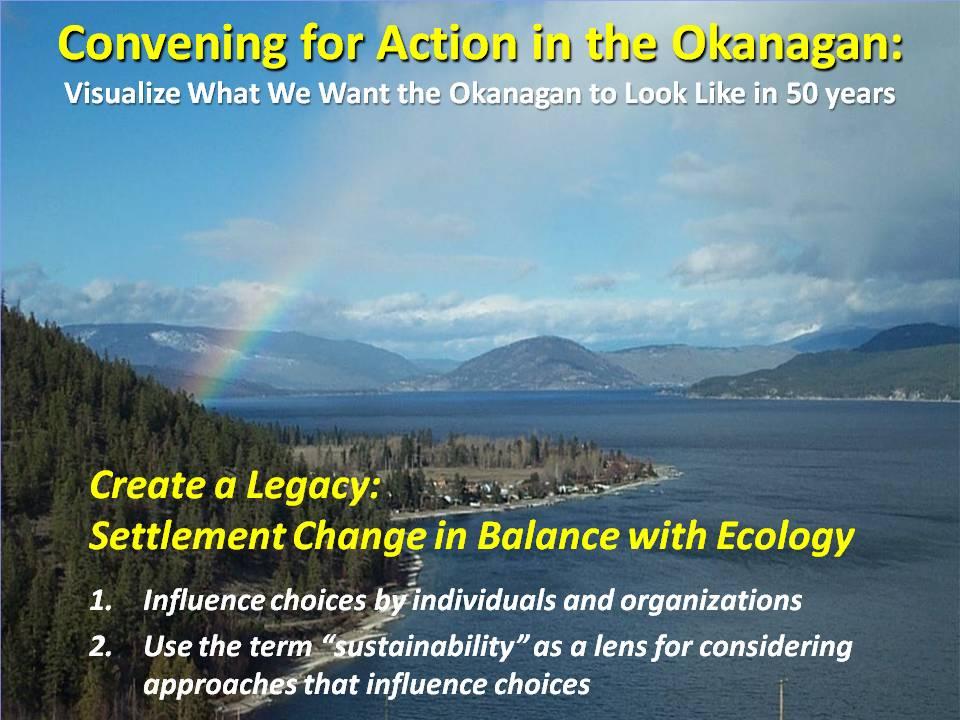 Creating a Legacy - Okanagan_July2010