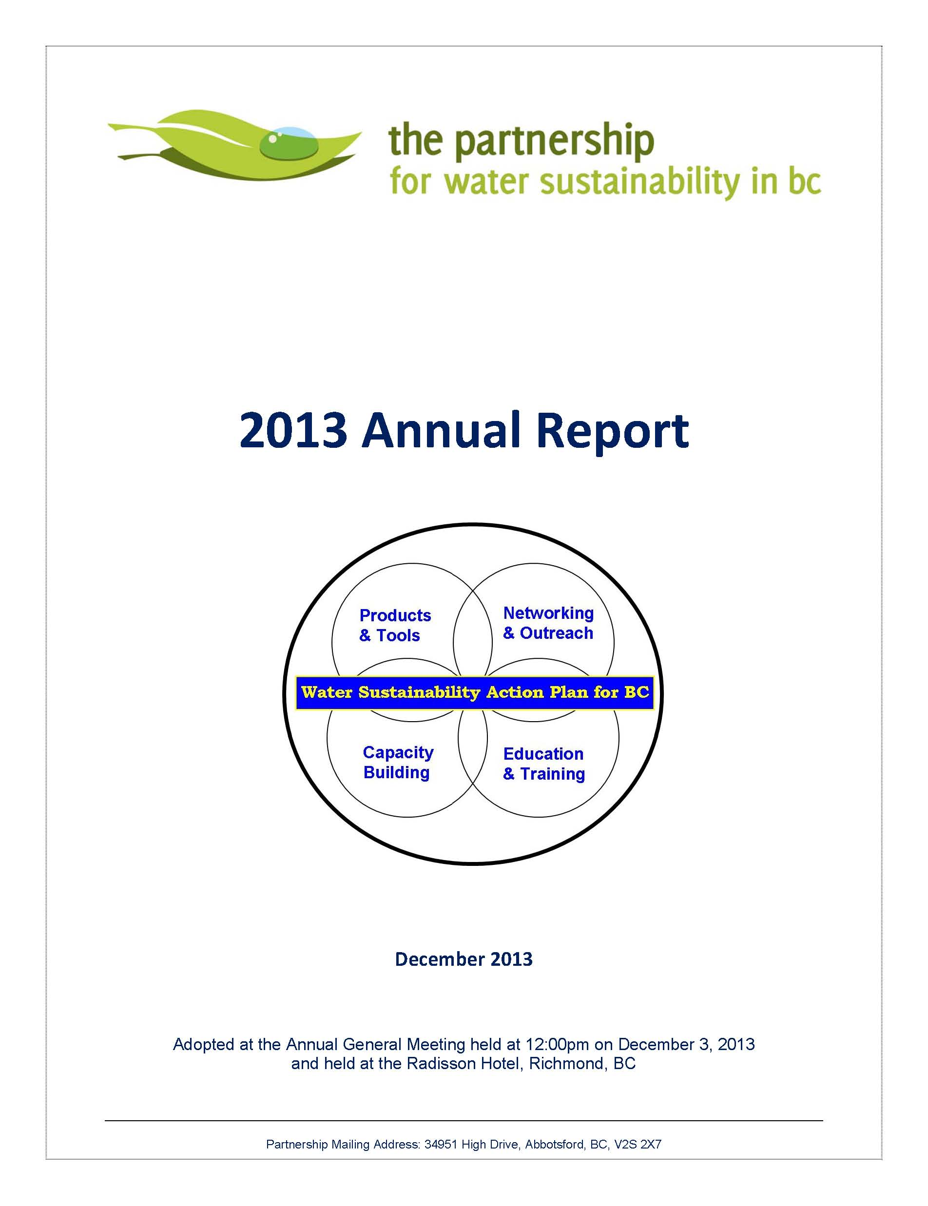 PWSBC_2013-Annual-Report_cover