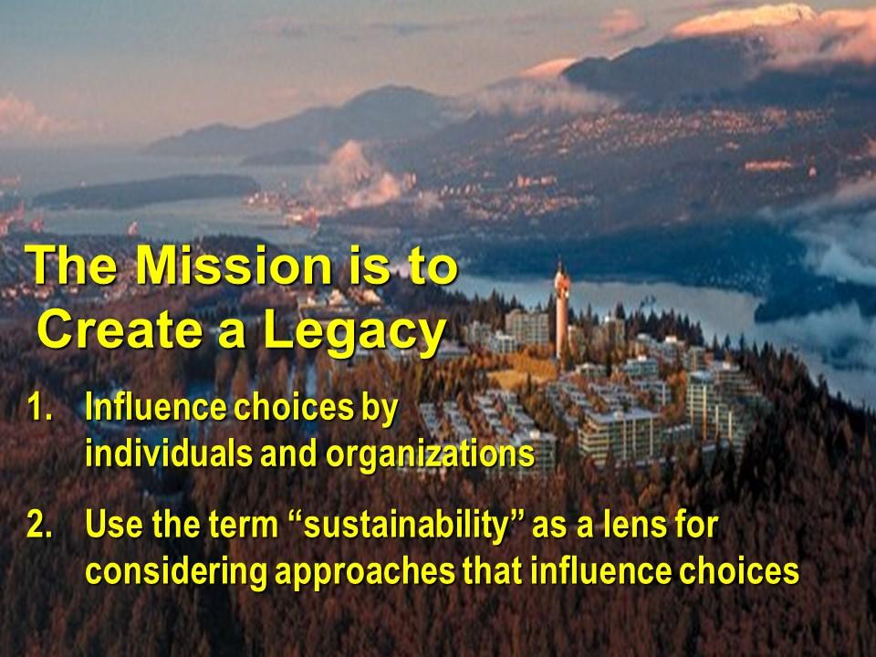 Mission_Create Legacy_2005