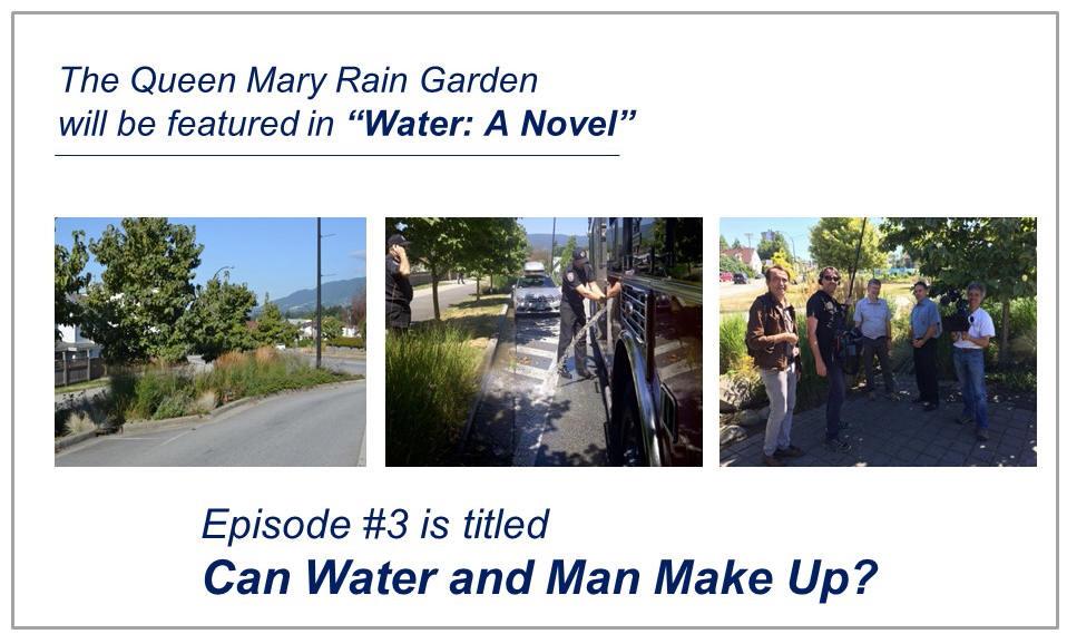 Queen Mary Rain Garden
