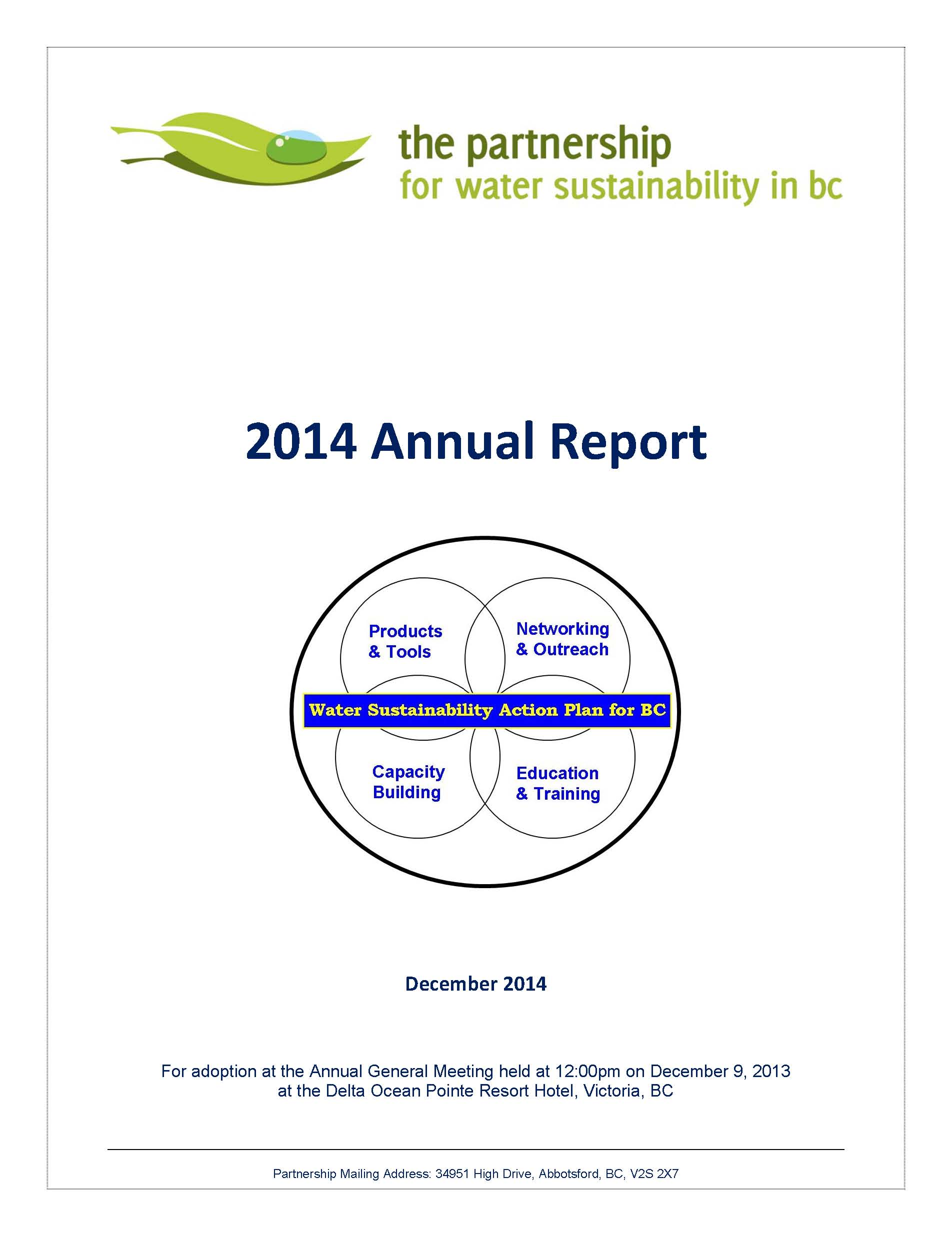 PWSBC_2014-Annual-Report_cover page