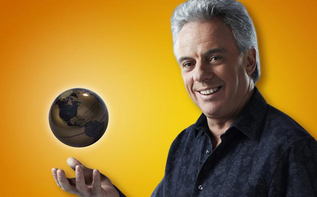 Bob McDonald, host of Quirks and Quarks on CBC Radio