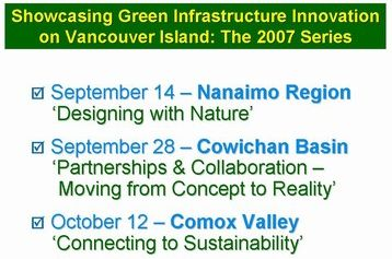 2007 VI Showcasing Series_program