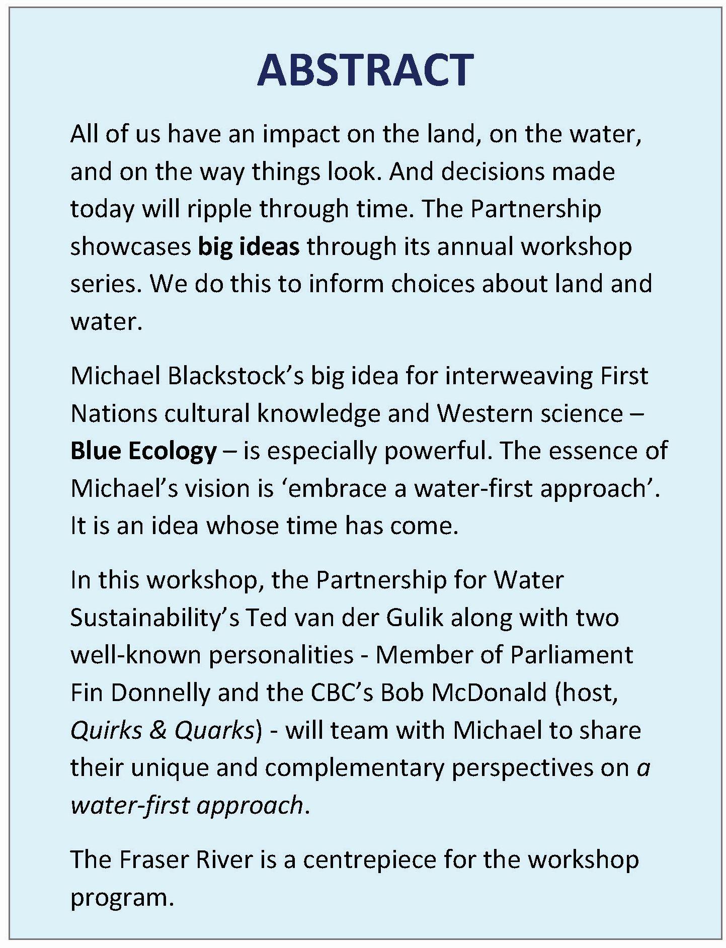 BlueEcology_Abstract_web_Jun2017