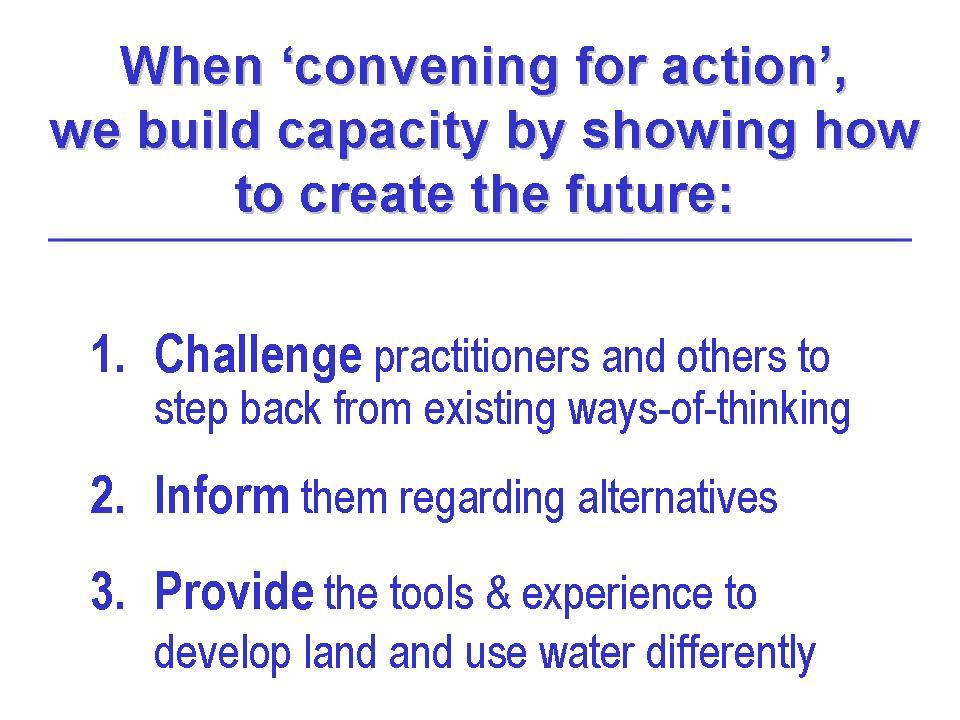 2006_GVRD Sustainability Breakfast_build capacity