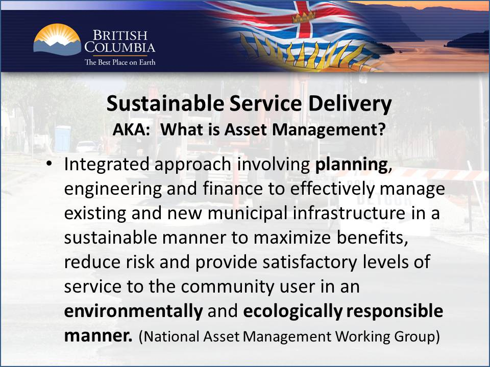 2011-Sustainable-Service-Delivery_Glen-Brown_AM_definition