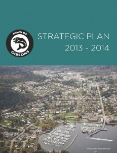 Town-of-Gibsons_Strategic-Plan for 2013-2014_cover
