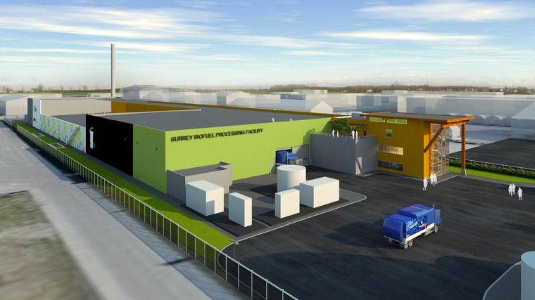 North America S First Closed Loop Waste Management System