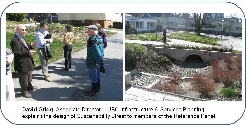 Metro Van_Reference Panel_UBC Sustainability Street_2009