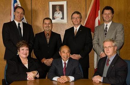 District of Central Saanich Council_ 2008