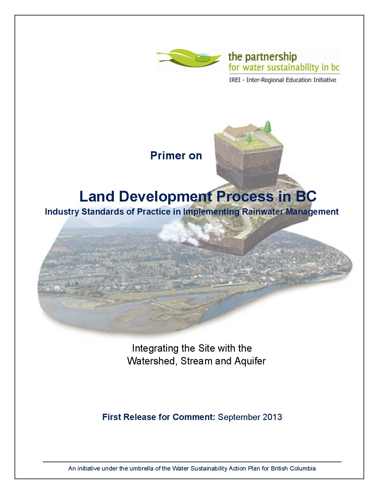 Land Development Steps : Primer on land development process in bc industry