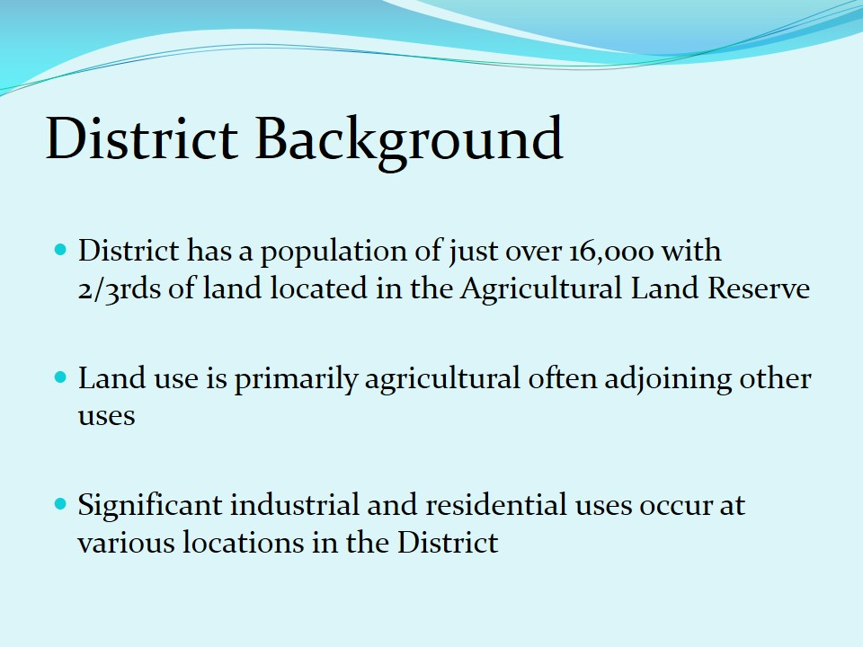 Central Saanich_2012 presentation by David McAllister & Roland Rocheleau