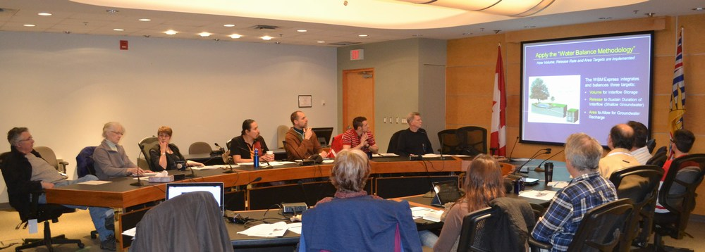 """Hosted by the Cowichan Valley Regional District, a meeting of the Technical Advisory Committee of the Cowichan Watershed Board provided a timely opportunity to formally release the fifth guidance document in the """"Beyond the Guidebook Primer Series"""""""