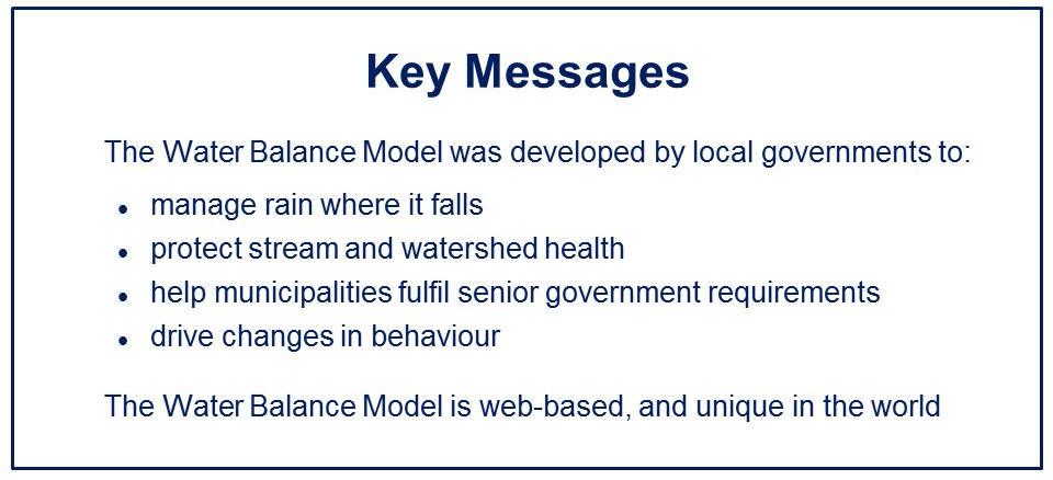 KimStephens_WMC presentation_Sept2011_WBM key messages