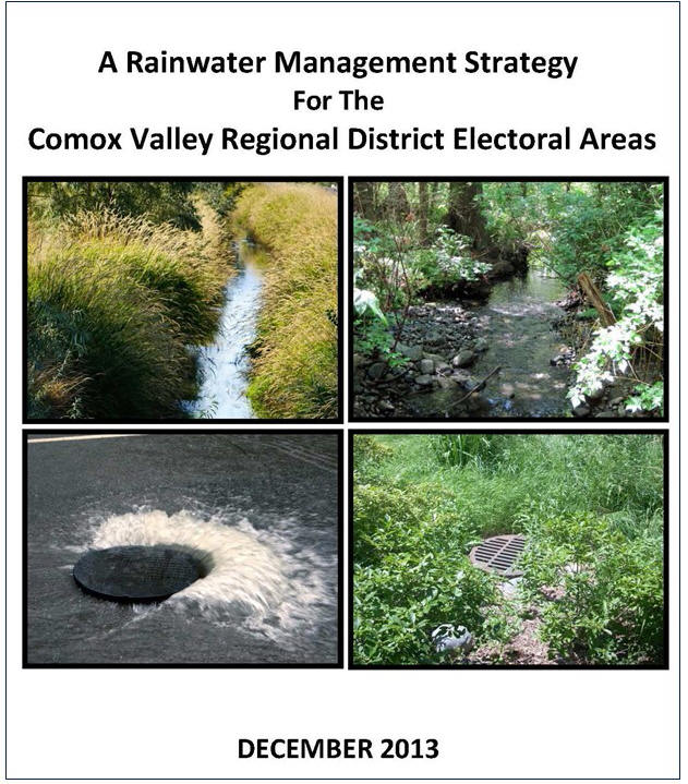 A Rainwater Management Strategy for CVRD Electoral Areas_Dec2013_cover_v2