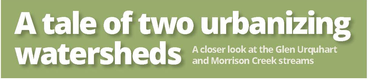 Courtenay_A Tale of Two Urbanizing Watersheds_banner