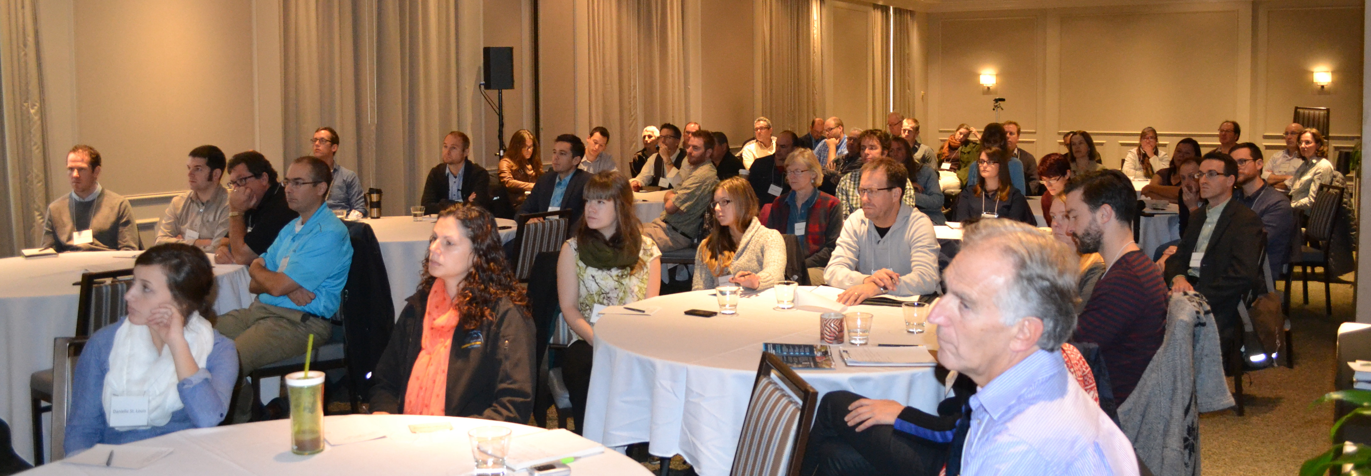 "Workshop hosted by the Ecology Action Centre in Halifax on Nov 3, 2014 attracted 55 registrants to hear ""the BC story"""