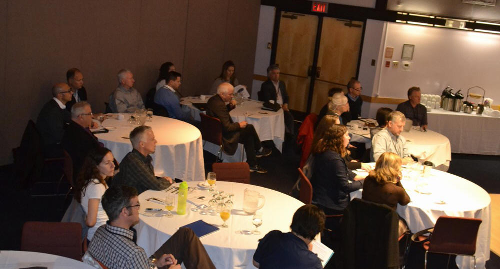 The Toronto & Region Conservation Authority (TRCA) hosted the second workshop in the series. The workshop was held at the TRCA's Black Creek Pioneer Village.