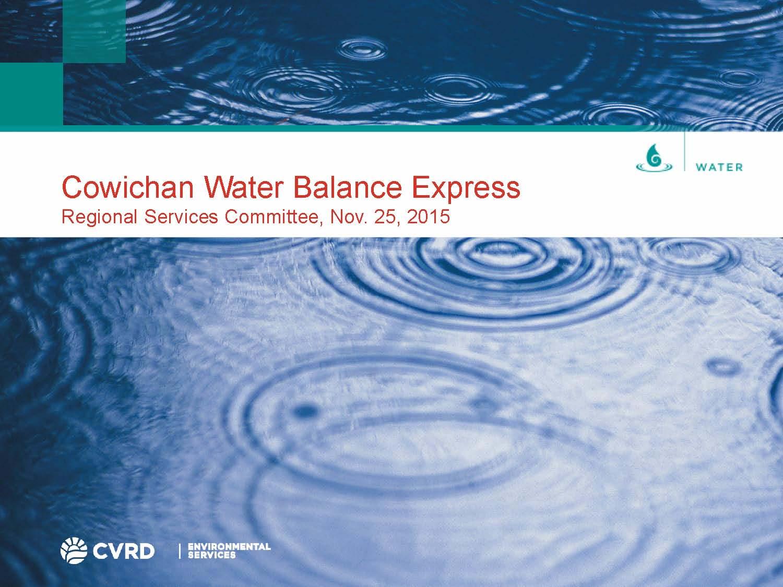 Cowichan Express_title slide_Nov2015