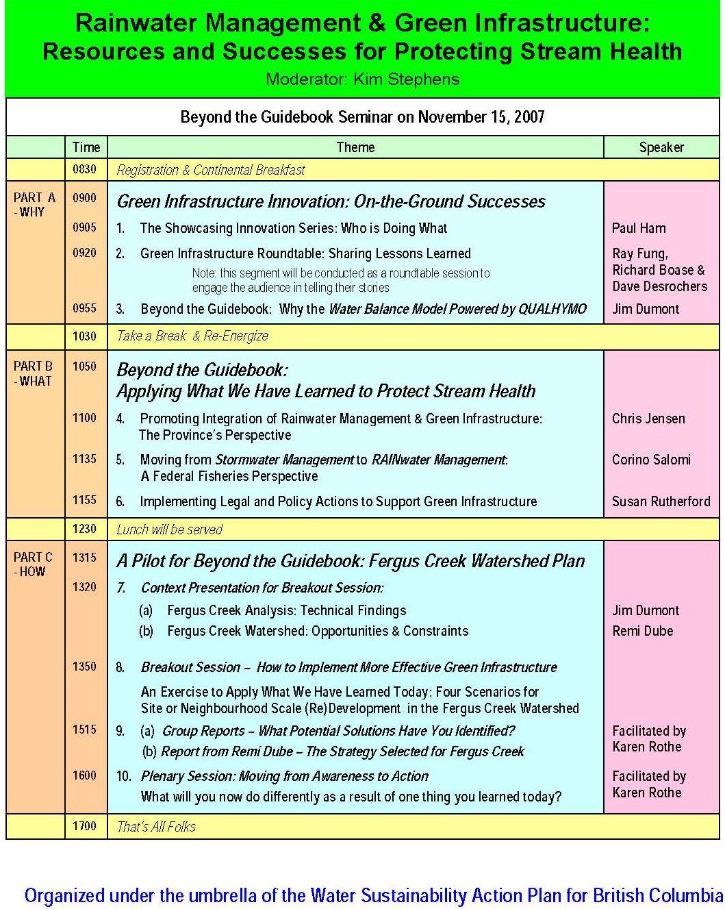 2007-Beyond-Guidebook-Seminar_Final Agenda