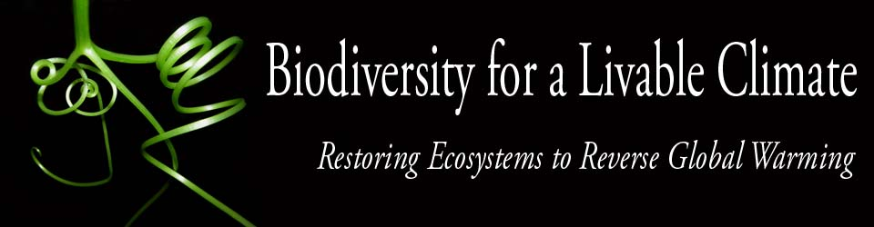 Biodiversity for a Livable Climate_banner