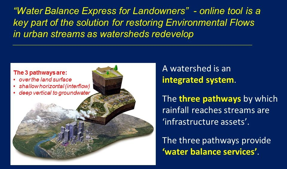 WBM Express_environmental flows