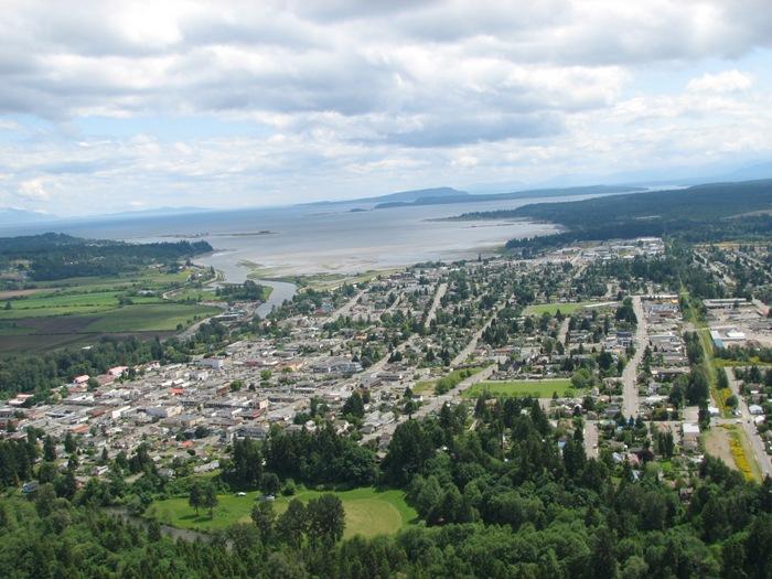 Comox Valley, Vancouver Island