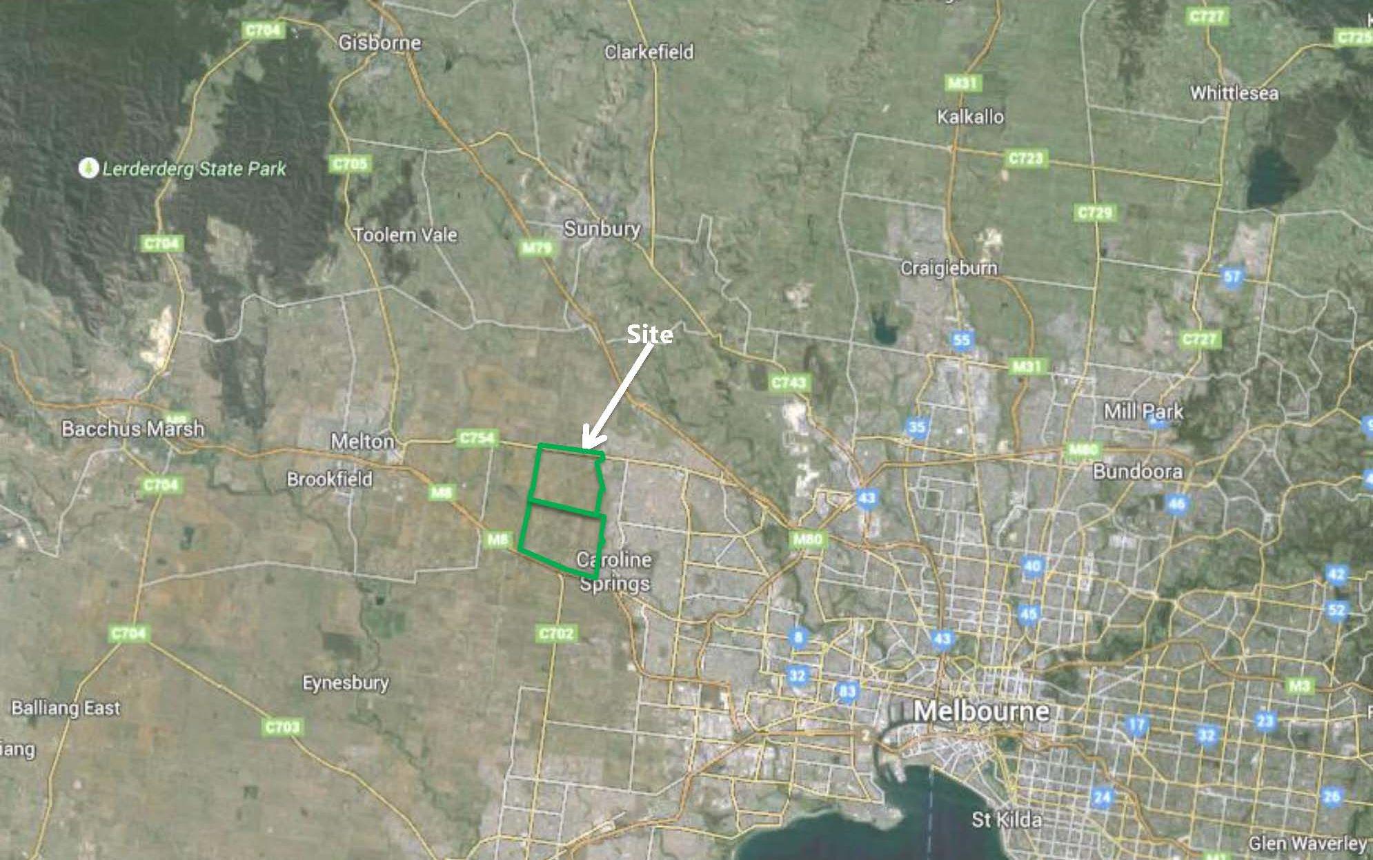 Case Study: Plumpton and Kororoit (Melbourne)