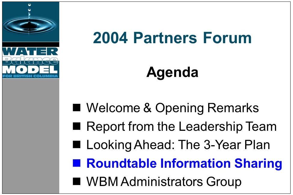 2004-wbm-forum_agenda