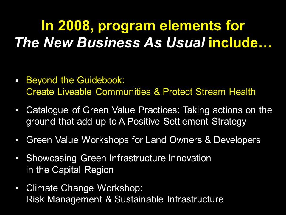 2008-wbm-forum_priorities