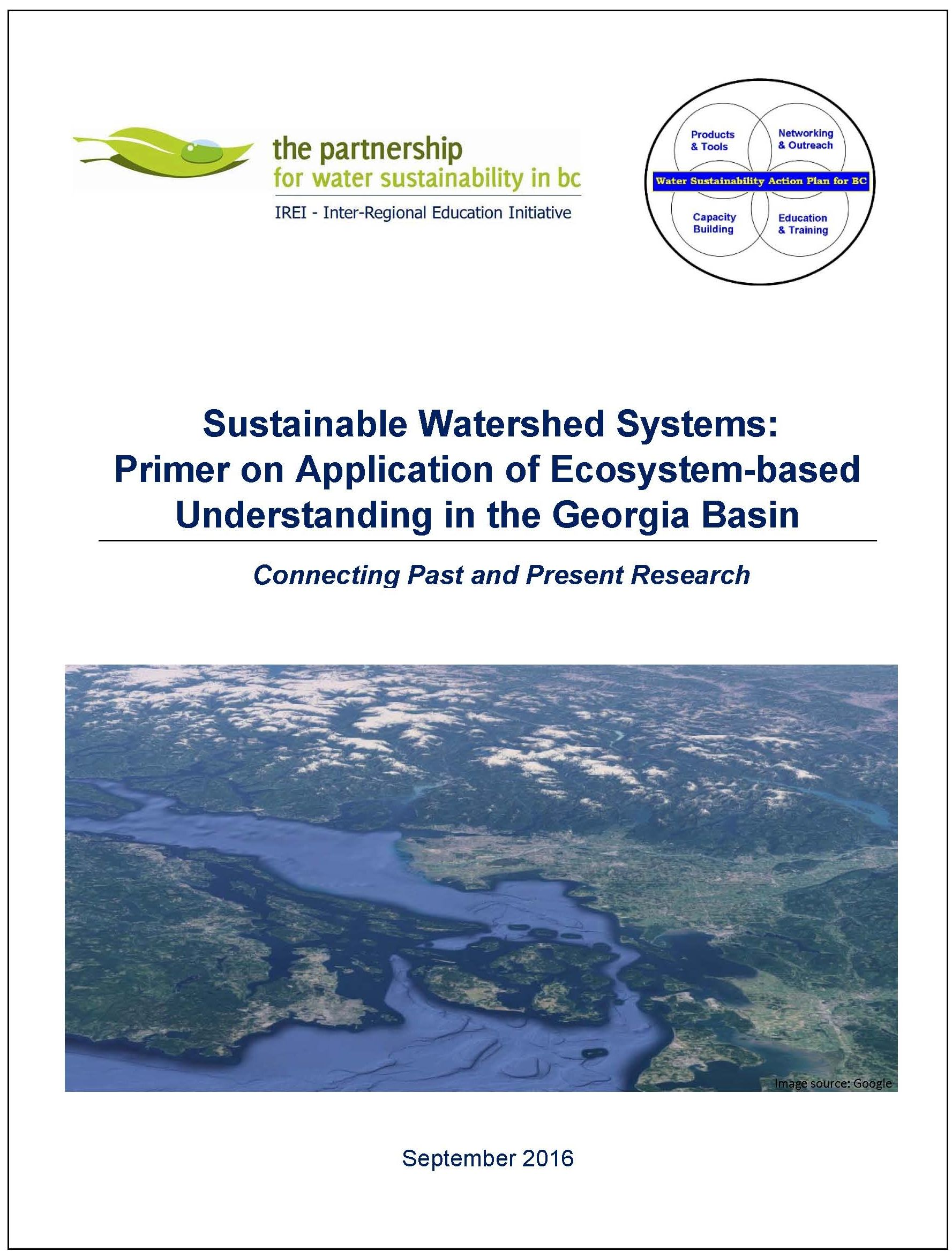 Primer on Application of Ecosystem-based Understanding_Sept-2016_cover