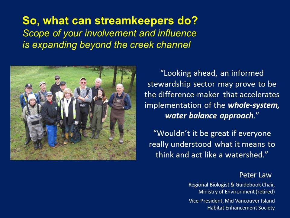 NSSK Workshop_keynote_March2017_streamkeepers