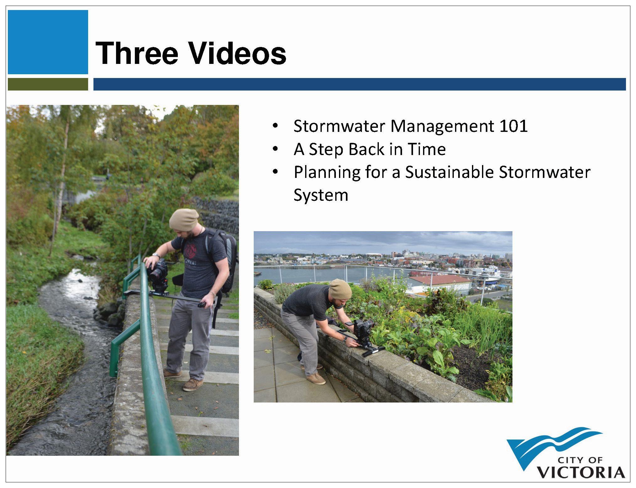 Victoria_StormwaterUpdateOct-2013_videos