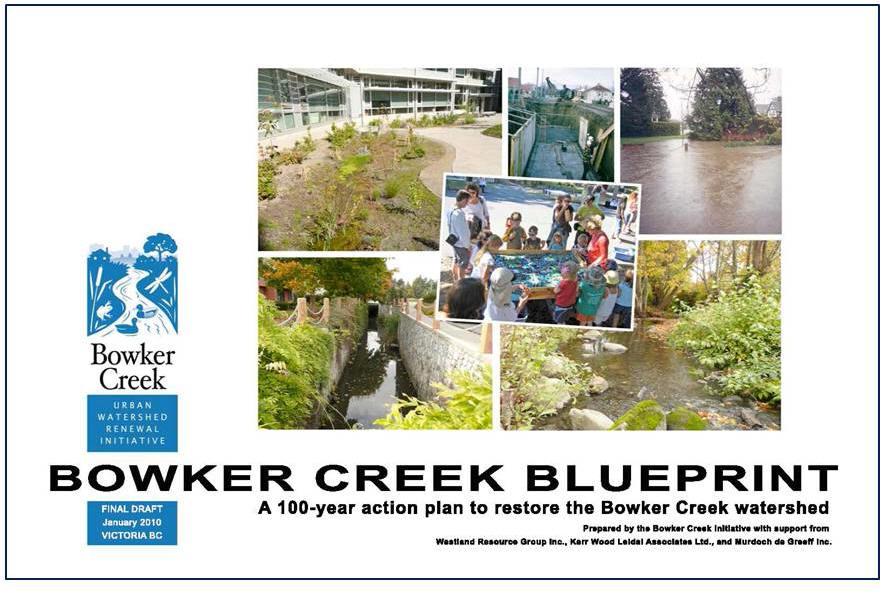 Bowker Creeek Blueprint - cover