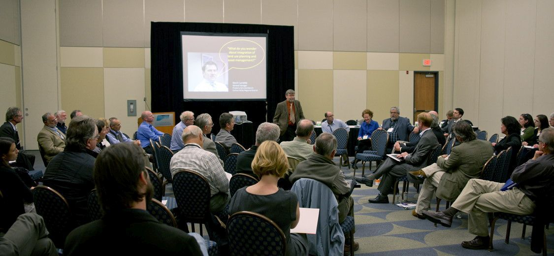 Conversation and education at the 2011 CAVI Forum within VIEA Summit