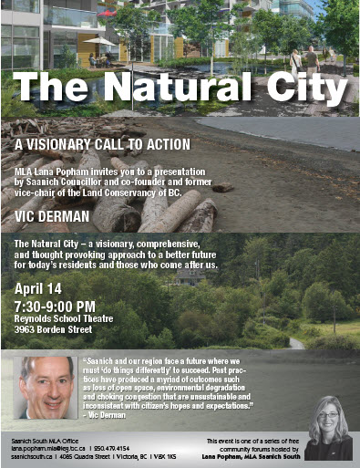Vic Derman_Natural City_2011 call to action