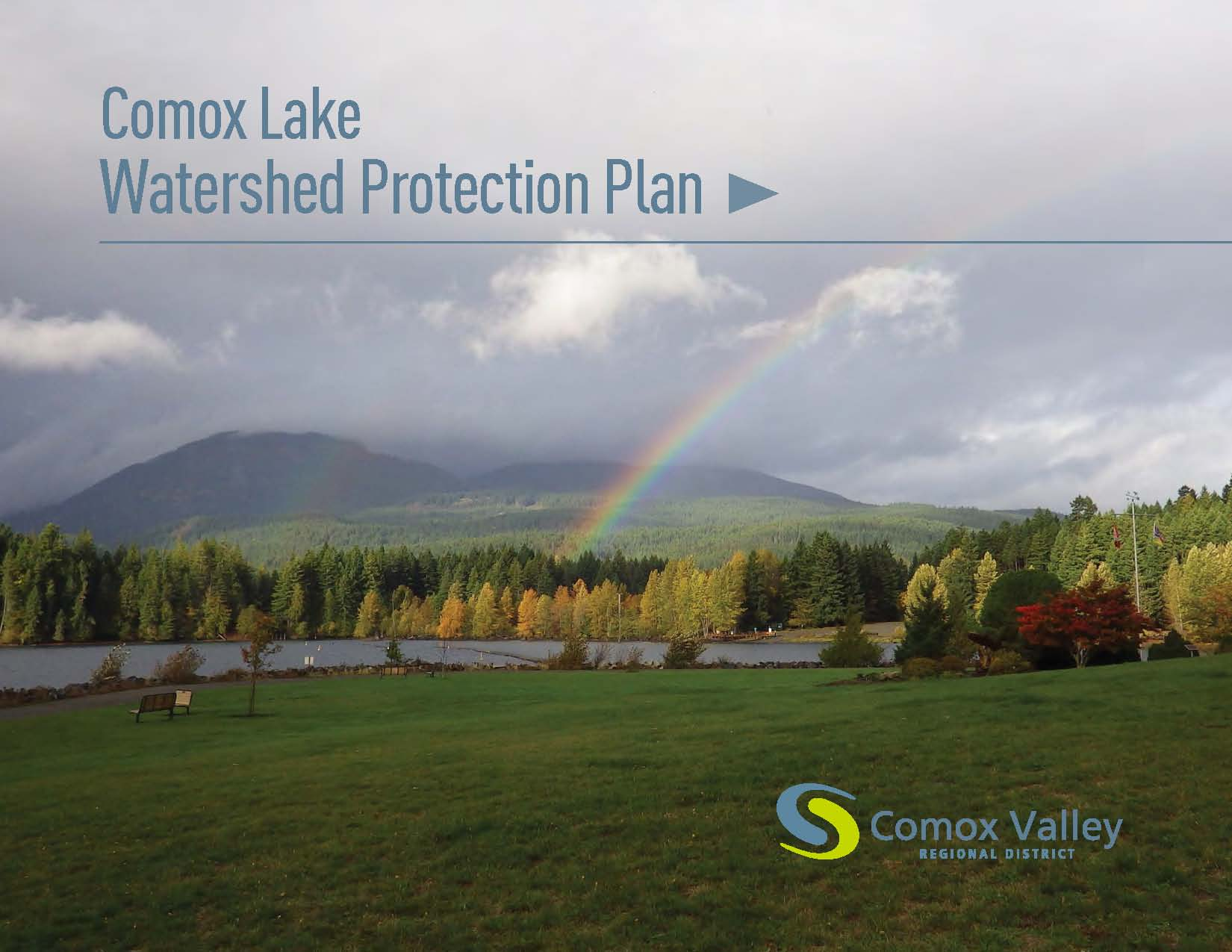 CVRD Watershed Protection Plan_2016_cover