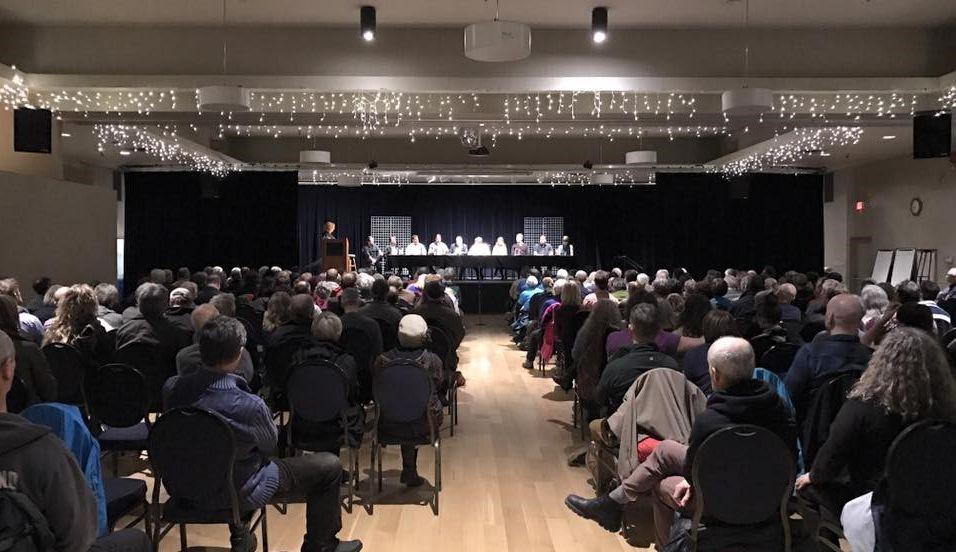 Comox Valley Eco-Asset Symposium -Panel at Public Presentation