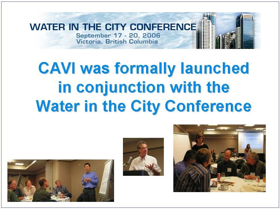 2006-Water-in-the-City_CAVI-Workshop