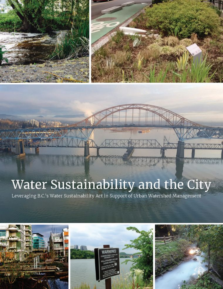 Report on Water Sustainability and the City (Dec 2017