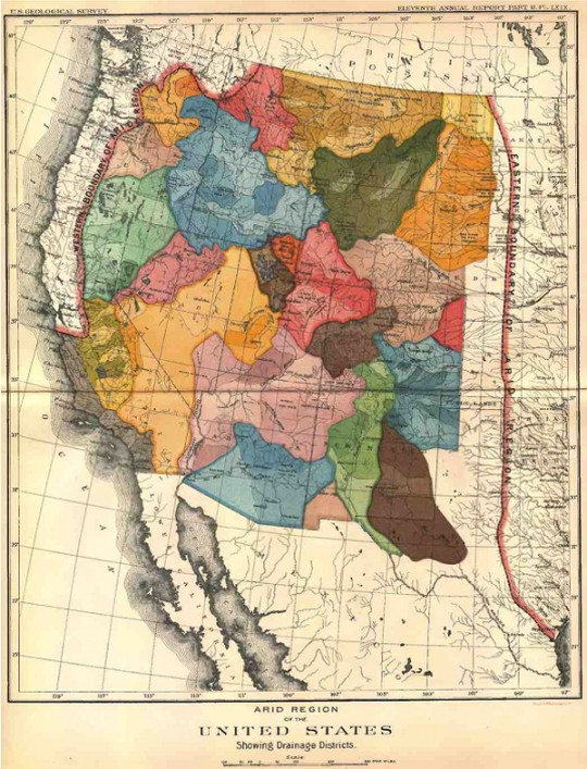 United Watershed States of America