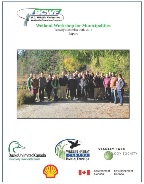 final-report-wetland-workshop-for-municipalities_cover_Feb2014