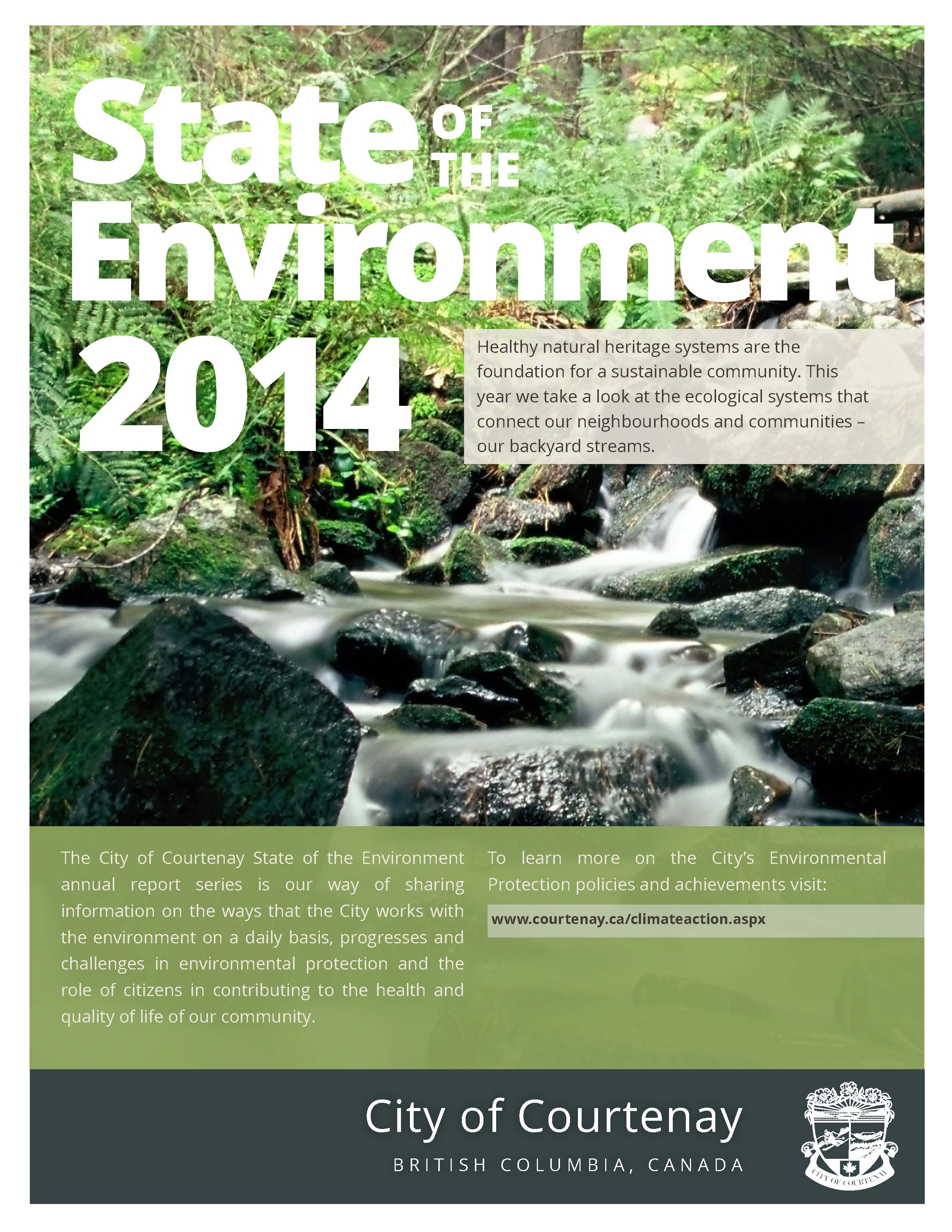 2014 Courtenay State of the Environment Report_page1