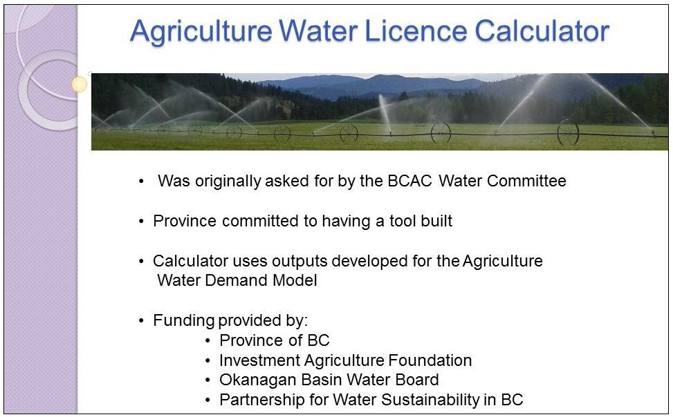 BCSLA_keynote_Apr2016_Groundwater Licensing